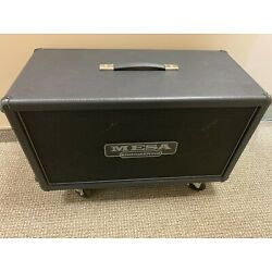 Kyпить Mesa Boogie Recto 2x12 Cabinet with Casters and Cover V30 Speakers 8 ohm на еВаy.соm