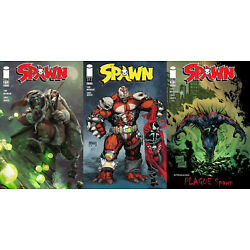 Kyпить Image Comics 2020 Spawn #313 Barends Main + McFarlane + Capullo Var 12-23-20 на еВаy.соm