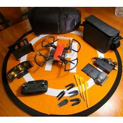 Kyпить DJI Spark Fly More Combo 1080p Camera Drone - Excellent Condition - Red на еВаy.соm