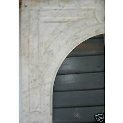 Kyпить Antique CARRERRA MARBLE  Mantel #2 на еВаy.соm
