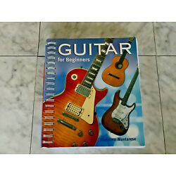 Kyпить Guitar For Beginners  Massimo Montarese (2005) на еВаy.соm
