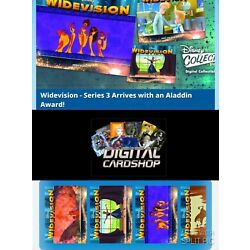 Kyпить Topps Disney Collect Trader Widevision Series 3 Orange Blue Motion 21 Card Set на еВаy.соm