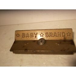 Kyпить BABY GRAND  Vintage Gumball Machine Door на еВаy.соm