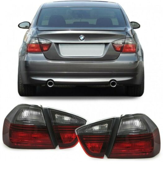 AllemagneRear lights Blackline set for BMW 3 S E90 Sedan 05-08 New