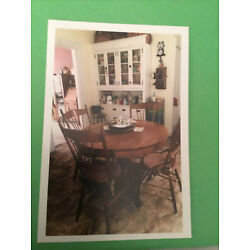 Kyпить antique dining room table and chairs на еВаy.соm