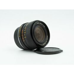 Kyпить Yashica DSB 28mm f2.8 Lens for Contax/Yashica CY Mount SLR's In Very Good Cond. на еВаy.соm