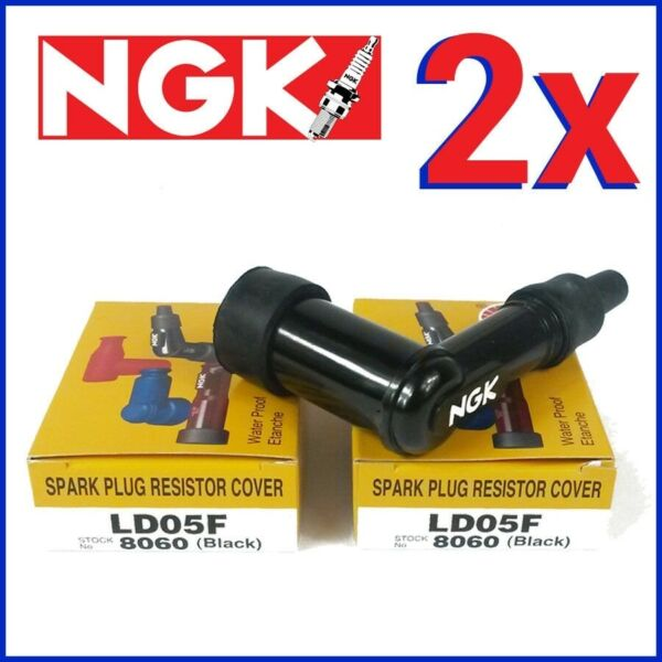Allemagne2X Ngk  de Bougie 8060 LD05F Suzuki Taille 650 X Rayons
