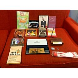 Kyпить Junk Drawer Lot Trump Novels Book on Tape Post Cards & Much More на еВаy.соm