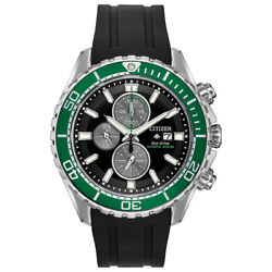 Kyпить Citizen Eco-Drive Promaster Diver Men's Chronograph 46mm Watch CA0715-03E на еВаy.соm