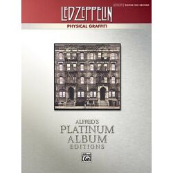 Kyпить LED ZEPPELIN GUITAR TAB / TABLATURE / ***BRAND NEW*** / PHYSICAL GRAFFITI  на еВаy.соm