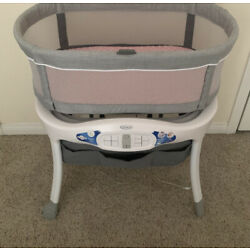 Kyпить Graco Sense2Snooze Bassinet with Cry Detection Technology - Roma на еВаy.соm