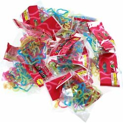 Kyпить Lot of 144 Pack Assorted Animal & Shapes Shaped Rubber Bands Silicon Silly Bandz на еВаy.соm