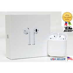 Kyпить Apple AirPods Generation 2 with Wireless Charging Case MRXJ2AM/A на еВаy.соm