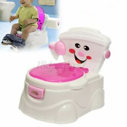 Kyпить Removable Baby Toddler Kids Training Potty Toilet Seat Potty Trainer Portable ~ на еВаy.соm