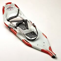 Kyпить Redfeather V-TAIL 25 in. SnowShoes Made in USA White Vinyl Decking w/RedFrames на еВаy.соm