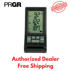 Kyпить PRGR Black Personal Pocket Golf Launch Monitor Black (NEW 2020 - US Version) на еВаy.соm