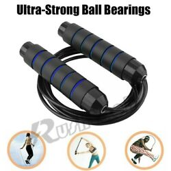 Kyпить Jump Rope Skipping Aerobic Exercise Boxing Adjustable Bearing Speed Fitness Gym на еВаy.соm