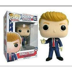 Kyпить Funko Pop DONALD TRUMP President of America Campaign Collection Figure Toy на еВаy.соm