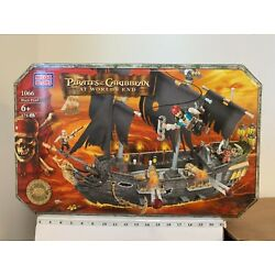Kyпить Mega Bloks 1066 Pirates of the Caribbean BLACK PEARL Pirate Ship At Worlds End на еВаy.соm