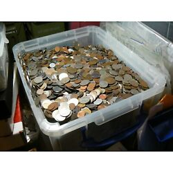 Kyпить 10 Pound Lot of Mixed Foreign Coins 100% Proceeds to Charity на еВаy.соm