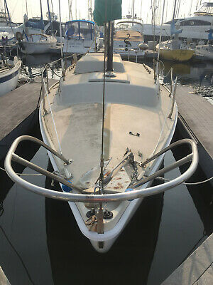 1971 Schock 27' Sailboat | Redondo Beach, CA | No Fees & No Reserve