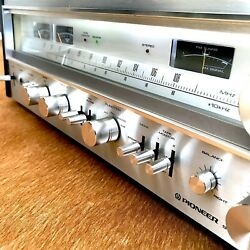 Kyпить Pioneer SX-780 Stereo Receiver LED Upgrade ~Tested and Fully Functional~ на еВаy.соm