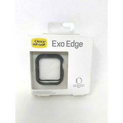 OtterBox Exo Edge Bumper Case for Apple Watch Series 6/5/4 - 44mm - Black