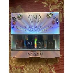 Kyпить Cnd Vinylux Crystal Alchemy Collection Set Of 4 на еВаy.соm