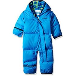Kyпить Columbia Baby 18-24 mo. Snuggly  Water Resistant BUNTING Super Blue 3093 '' на еВаy.соm