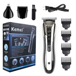 Kyпить KEMEI All in 1 Rechargeable Hair Clippers Hair Cutting Beard Trimmer Barbers Kit на еВаy.соm
