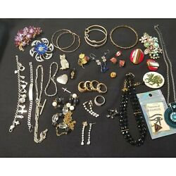 Kyпить Bulk Lot Costume Jewellery Approx 40 pieces Mostly Vintage на еВаy.соm