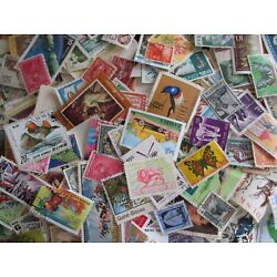 Kyпить HENRYS' STAMPS - 100 WORLD WIDE MIX - USED/OFF PAPER - DEF, COMMEMS, CTO'S - на еВаy.соm