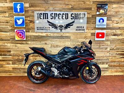 YAMAHA YZF R3 ABS 2018 Low miles Standard bike A2 Friendly