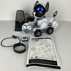Kyпить WowWee CHiP White Robot Toy Dog Full Set (All Accessories Included) на еВаy.соm