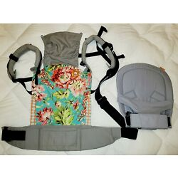 Kyпить Tula Baby-toddler Carrier in Bliss Bouquet with Infant Insert на еВаy.соm