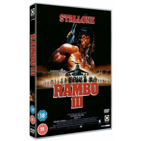 img-Rambo 3 III (Sylvester Stallone) DVD New & Sealed