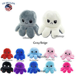 Kyпить Reversible Flip Octopus Plush Stuffed Toy Soft Animal Home Accessories на еВаy.соm
