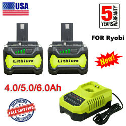 Kyпить  For RYOBI P108 18Volt One+ Plus High Capacity Lithium-ion Battery OR Charger US на еВаy.соm