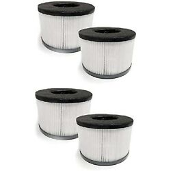 BS-03 True HEPA Filter Replacement For Partu BS-03 Air Purifier 4 Pack