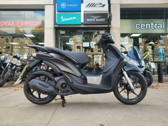 Piaggio Liberty 125 S 2021 125cc Learner Legal Scooter