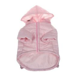 PET LIFE Lightweight Adjustable Sporty Avalanche Dog Coat Pink X-Small (8 )