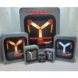 Flux capacitor Usb charger Back to the Future prop replica