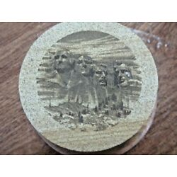 Kyпить Mt. Rushmore Coasters with stand на еВаy.соm