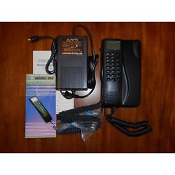 Kyпить Mitsubishi Model 800 Portable/Car Mount 3-Watt Cellphone Package (New & Unused) на еВаy.соm