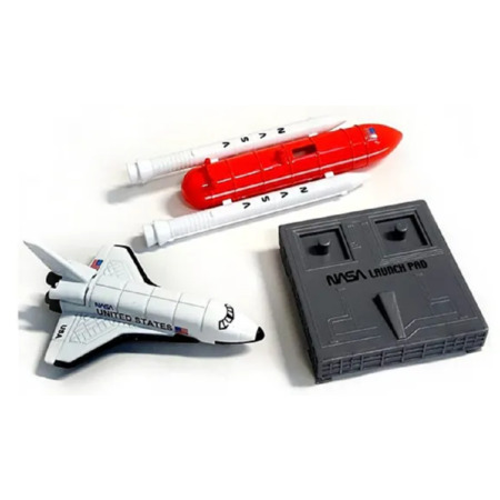 img-KEYCRAFT DIE CAST SPACE SHUTTLE - DC180 AIRCRAFT SPACECRAFT PLANET MISSION NASA
