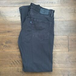 Kyпить LEVIS Made & Crafted Jeans Mens 33 x 32 SLIM TACK Fit Stretch Denim Black Wash на еВаy.соm