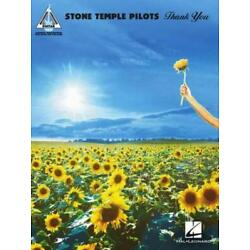 Kyпить STONE TEMPLE PILOTS GUITAR TAB / TABLATURE / **BRAND NEW** / THANK YOU  на еВаy.соm