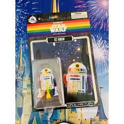 Kyпить Disney Parks Exclusive Star Wars Rainbow Pride R2-RN8W Rainbow Droid Factory NEW на еВаy.соm