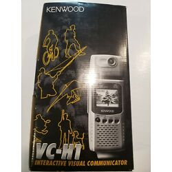 Kyпить Kenwood VC-H1 Interactive Visual Communicator SSTV unit на еВаy.соm