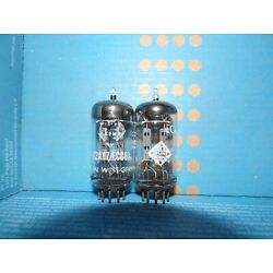 Kyпить 2 Perfect matched telefunken smooth plate 12ax7 tubes # Y4 на еВаy.соm